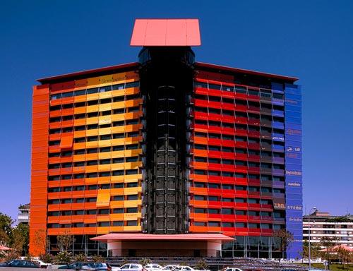 19 дизайнеров и один отель – Hotel Puerta América