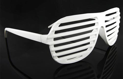 Оригинальные и креативные очки