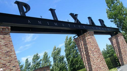Офис Pixar Animation Studios