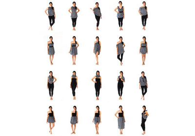 Versalette – революционная одежда 15-в-1