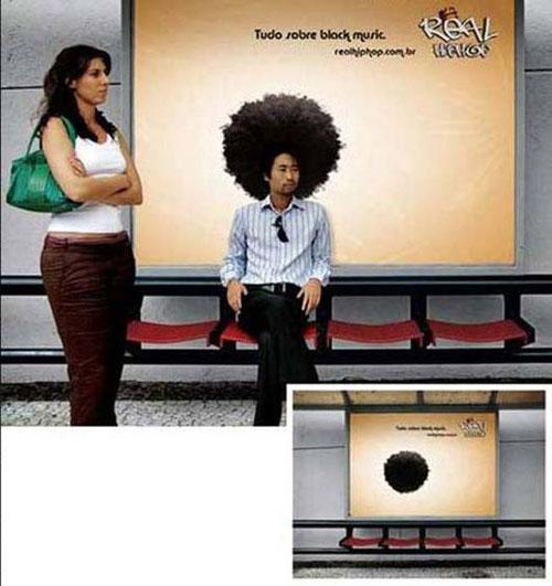 Лучшие творческие рекламные щиты