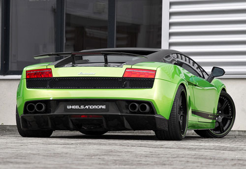 Фото мощных и быстрых Lamborghini 2012