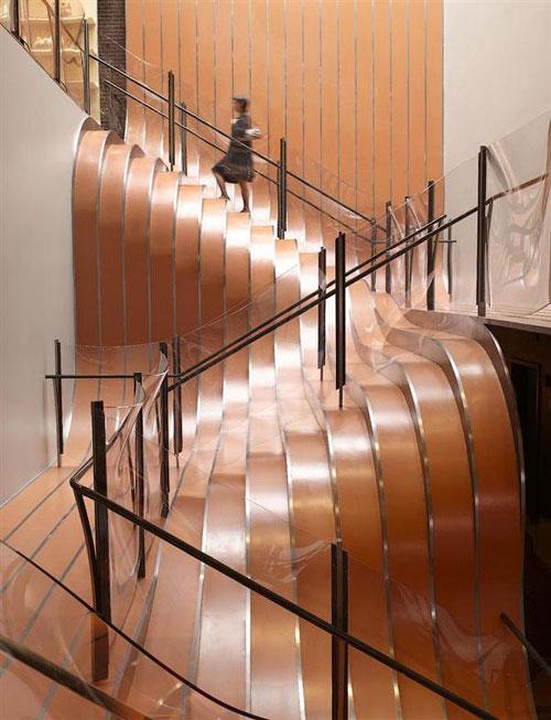 Фотографии оригинальных лестниц