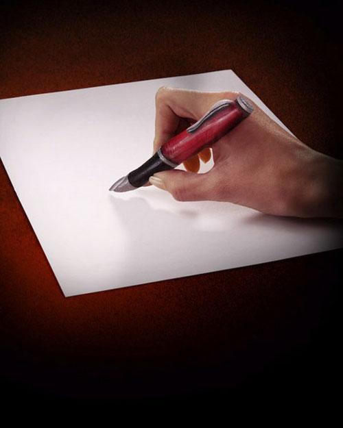 Красивые рисунки на руках