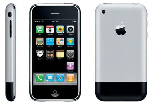 iPhone всех поколений (фотографии и сравнение)