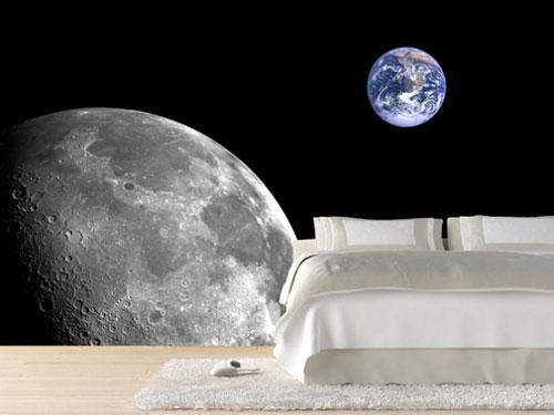 Супер реалистичные обои для комнаты
