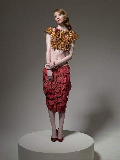 Вкусная одежда от Теда Сабарезе