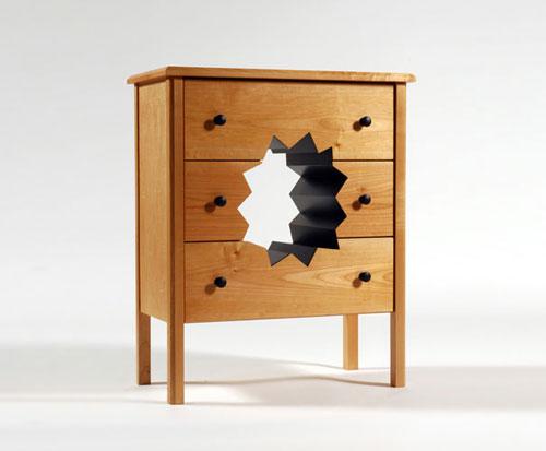 Совсем необычная мебель