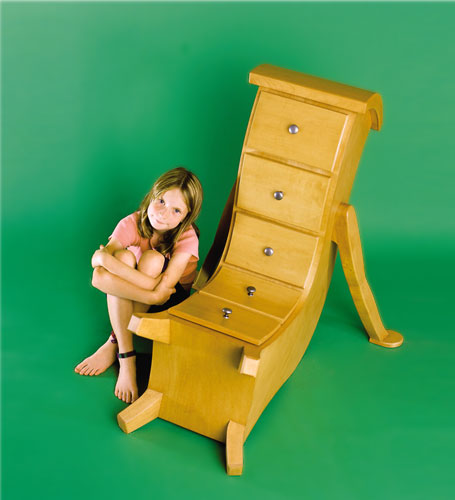 Очень необычная мебель