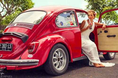 Свадебное путешествие на остров Бали
