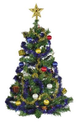 Новогодняя елка - какую выбрать?