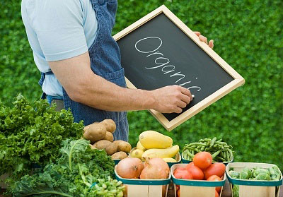 Органические продукты еще не означают безвредные