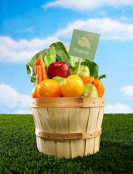 Магазины с органическими продуктами