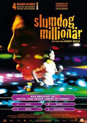 Миллионер из трущоб / Slumdog Millionaire - смотреть онлайн и скачать бесплатно