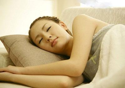 Здоровый сон человека