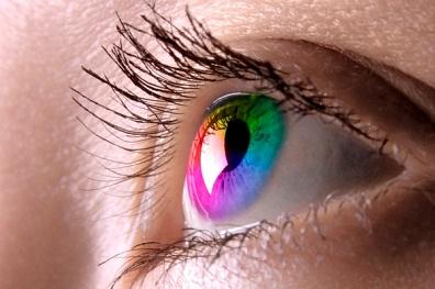 Ориентация глаз и головы в целом на движущийся в поле зрения стимул