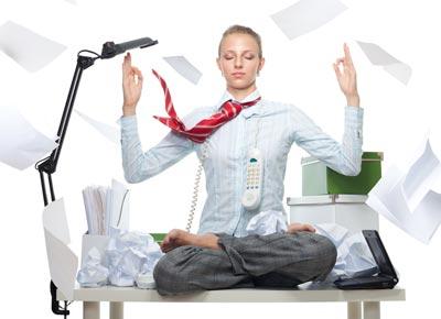 Как оставаться спокойным в стрессовой ситуации