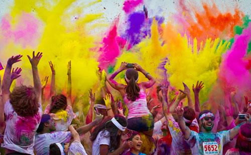 10 советов о том, как добавить в жизнь яркий красок