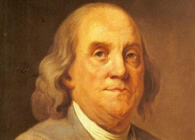 8 уроков от Бенджамина Франклина