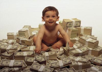 Бедные дети богатых родителей