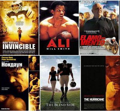 скачать торрент фильмы про спорт