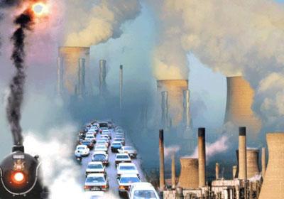 Экологический коллапс уже наступил