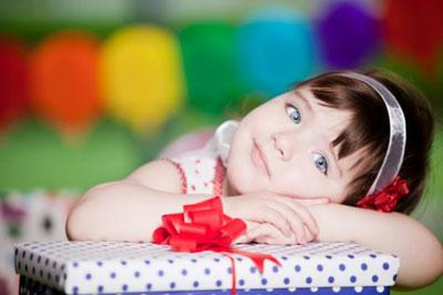 Где купить подарок ребенку