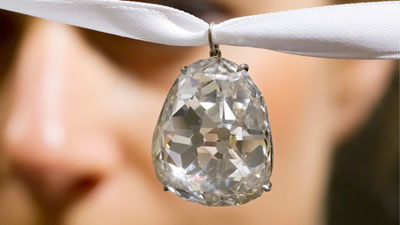 История бриллианта