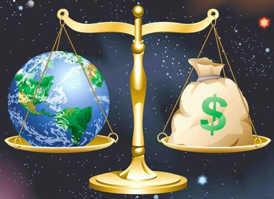 Как изменить мир к лучшему и при этом заработать деньги?