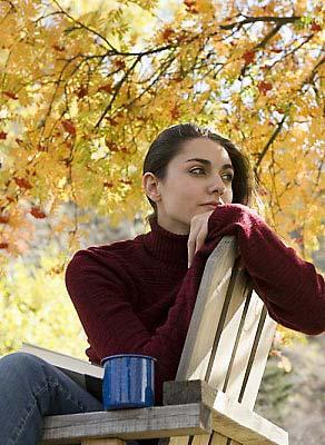 Как избежать осенней депрессии