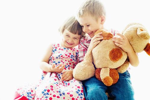 Как распознать характер ребёнка с помощью игрушек?