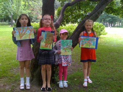 Художественные студии как путь к раскрытию детской гениальности