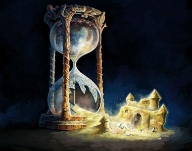 Медицинские песочные часы: вечно живы