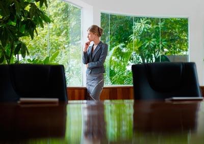 Одиночество деловых женщин
