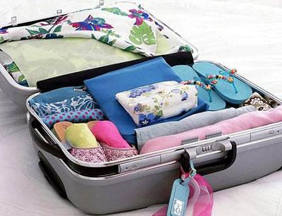 Как правильно собрать чемодан