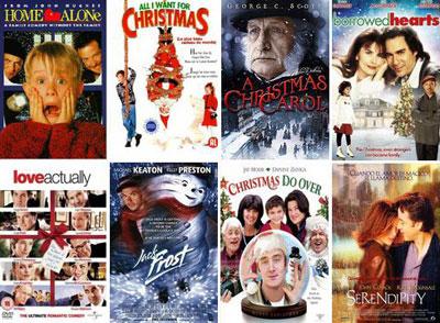 Список новогодних фильмов