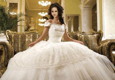 Свадебное платье - виды