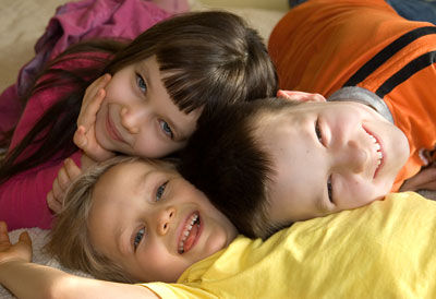 Типы детей согласно аюрведе