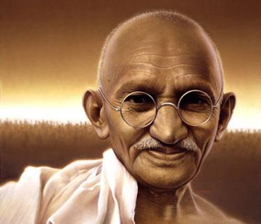 Уроки простой жизни от Махатмы Ганди