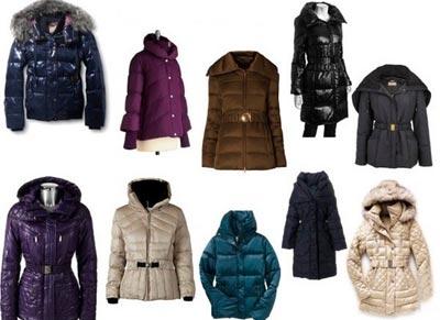 Выбираем зимние женские куртки