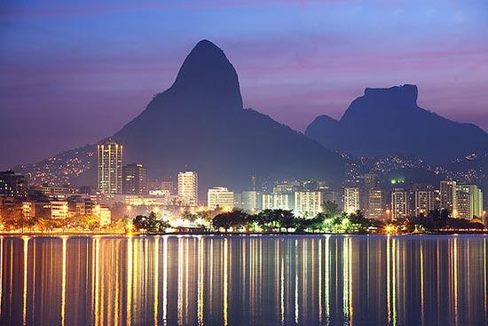 Прекрасные фотографии Бразилии