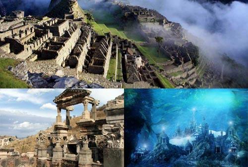3 самых загадочных древних города на планете (фото)