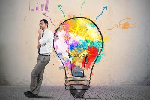 Как практиковать своё творческое мышление