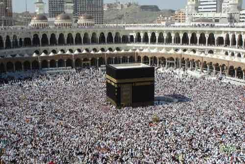 7 самых людных мест в мире (фото)