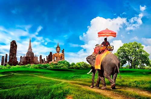 6 экзотических стран, которые стоит посетить (фото)